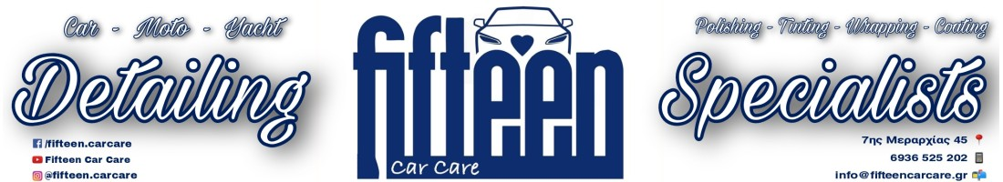 Fifteen Car Care