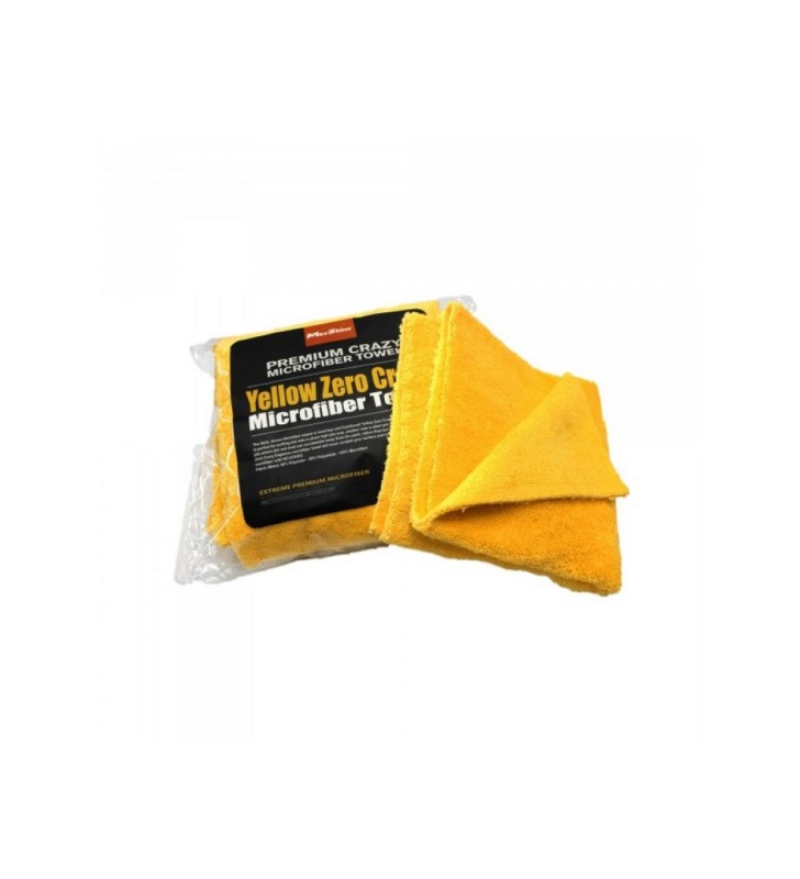 MAXSHINE ALL PURPOSE YELLOW 40X60 380GSM SET 5PCS