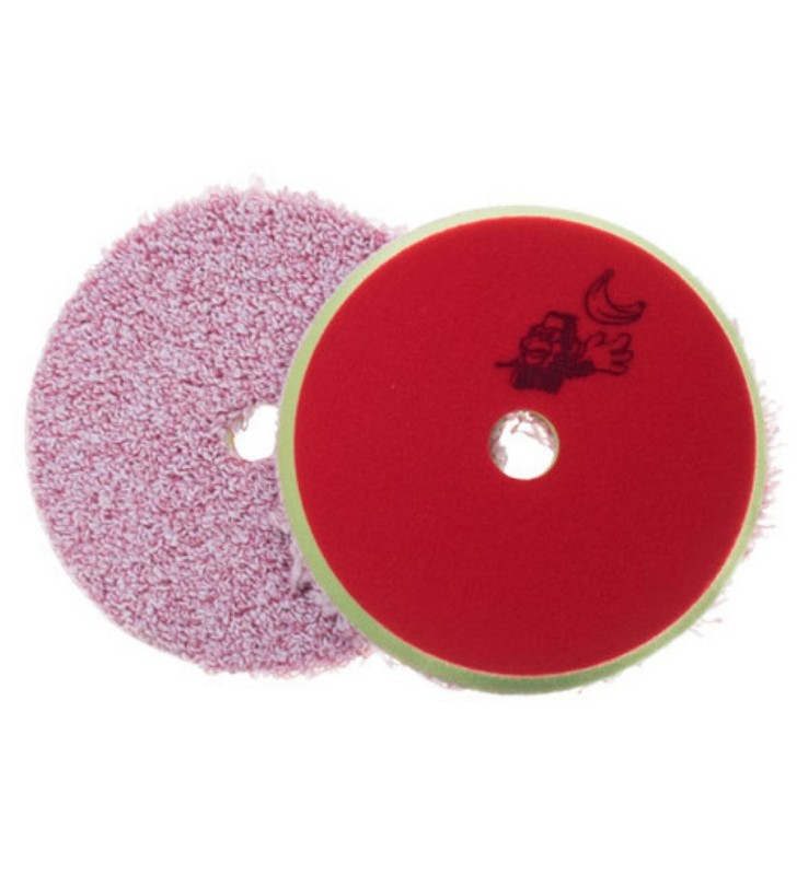 MONKEY LINE GORILLA MICROFIBER CUT N' POLISH PAD 152MM