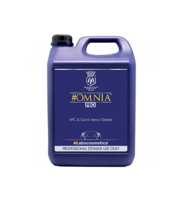 #OMNIA Γενικής Χρήσης Καθαριστικό για το εσωτερικό των αυτοκινήτων 4,5LT