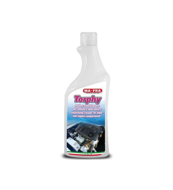 TORPHY 750ML Καθαριστικό για τη σεντίνα και τη μηχανή