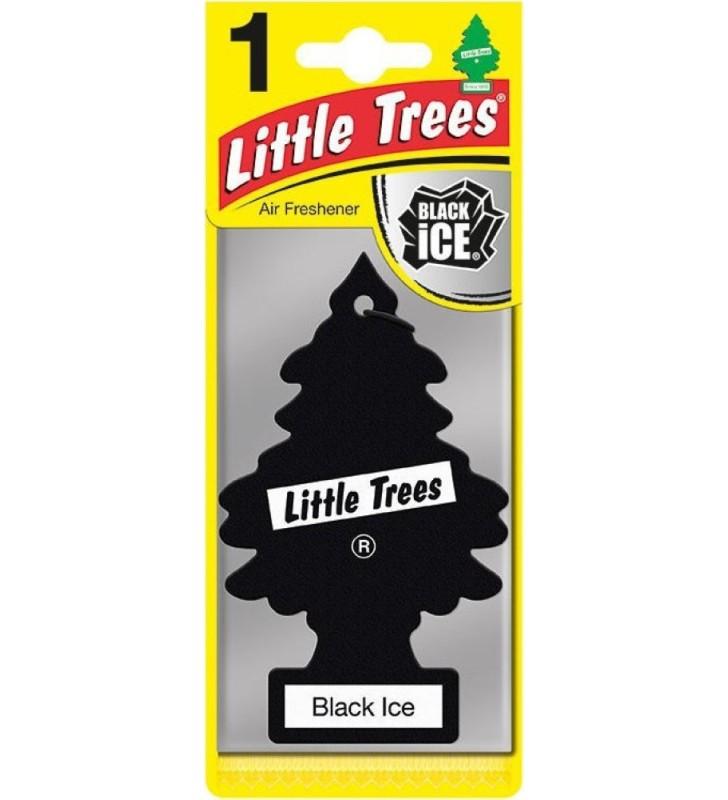 Αρωματικό δεντράκι Little Trees - Black ice