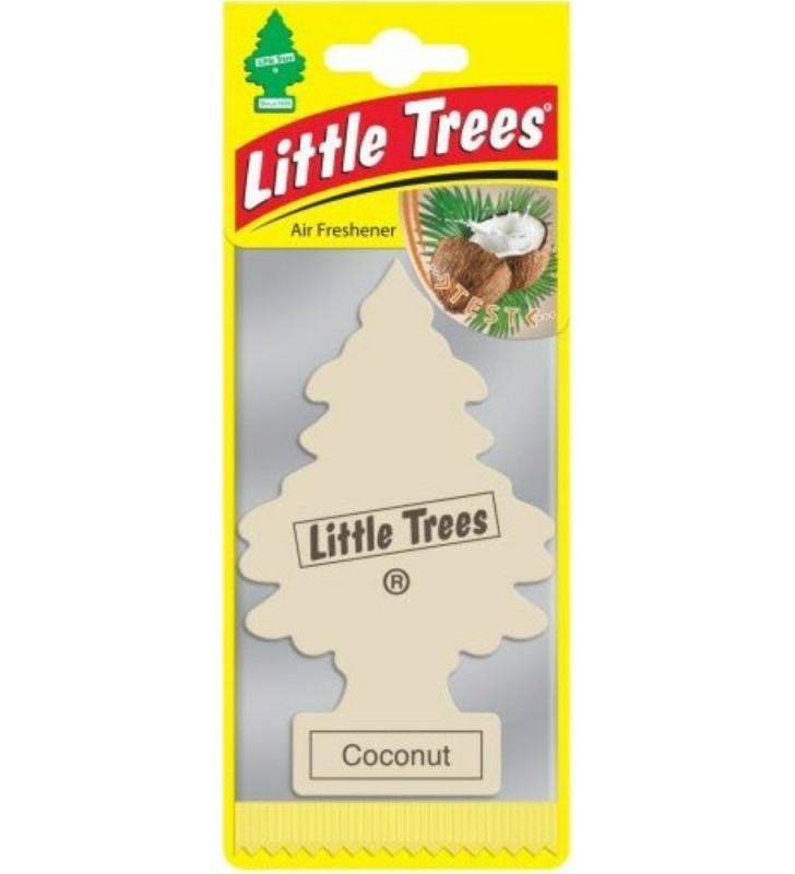 Αρωματικό δεντράκι Little Trees - Καρύδα