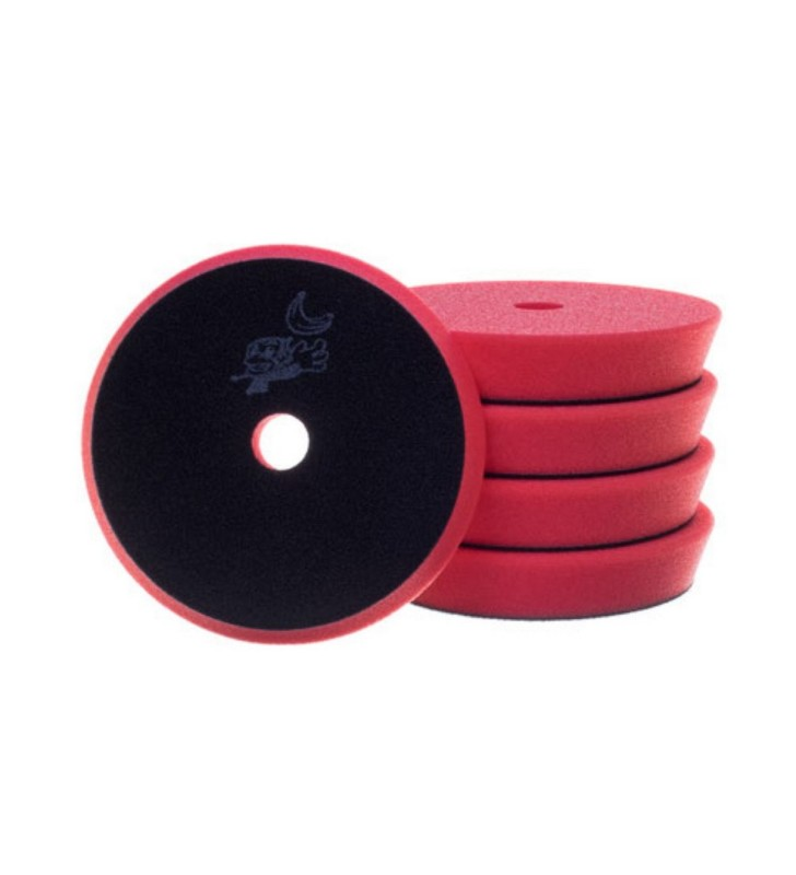 MONKEY LINE HEAVY CUT PAD RED 127mm