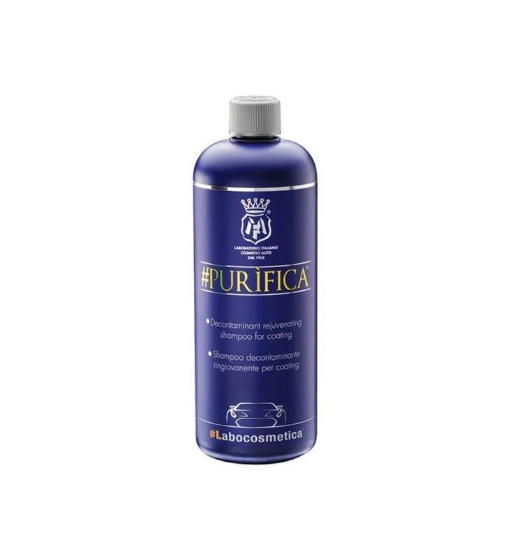 #PURIFICA Σαμπουάν για βαθύ καθαρισμό και αναζωογόνηση 1000 ml