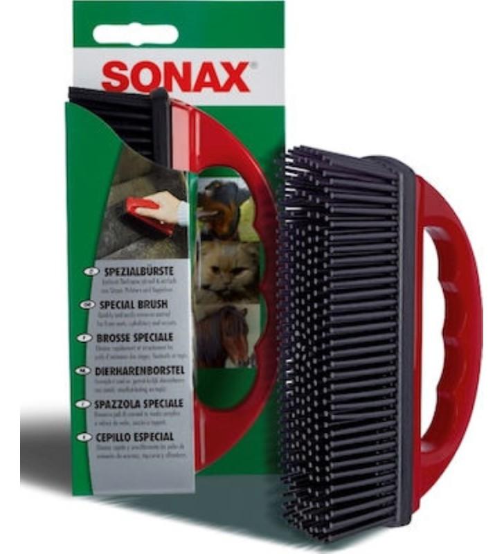 Sonax Ειδική βούρτσα για τρίχες ζώων